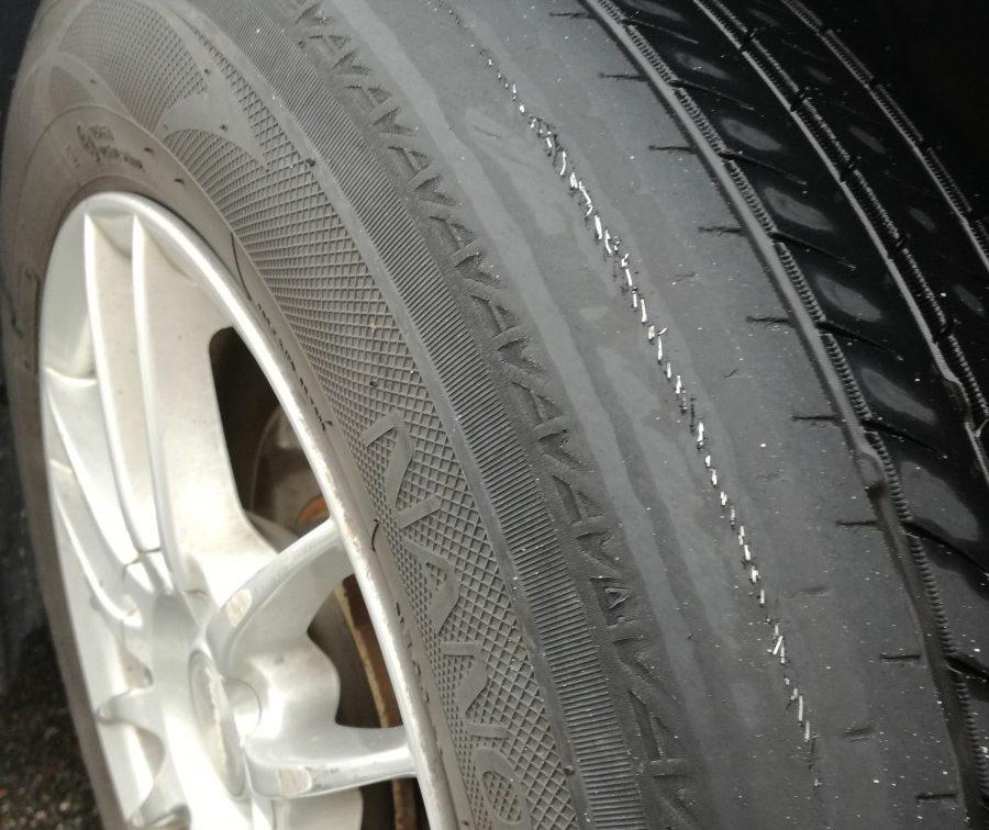 タイヤの点検方法とチェックポイント4つ