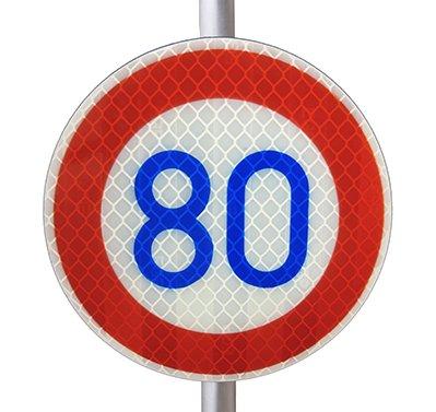 【法定速度と規制速度】自動車、原付、けん引自動車の最高速度、法定速度一覧