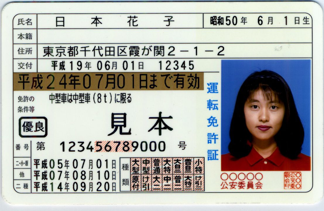 運転免許証の番号の謎 12桁の数字に隠された意味は?