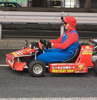 【公道マリオカート】ミニカーの制限速度(法定速度)は何キロ?免許は?