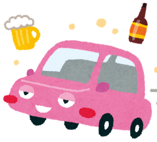 飲酒運転でスピード違反で捕まったらどうなる?